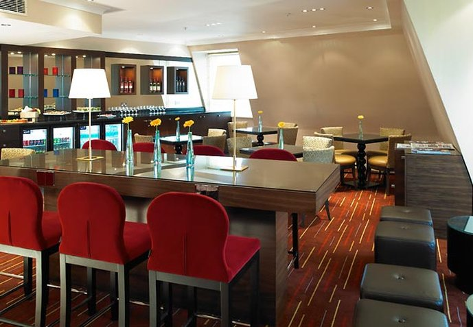 London Marriott Hotel Maida Vale Bar/lounge