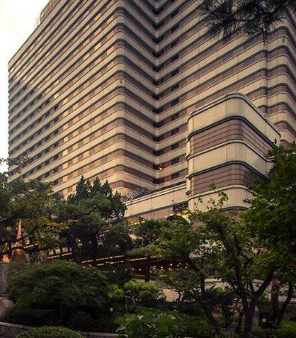 Renaissance Seoul Hotel Buitenaanzicht