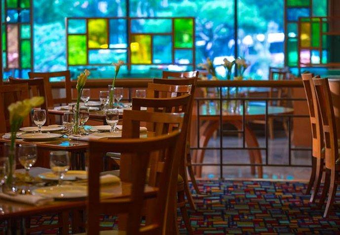Renaissance Seoul Hotel Gastronomie