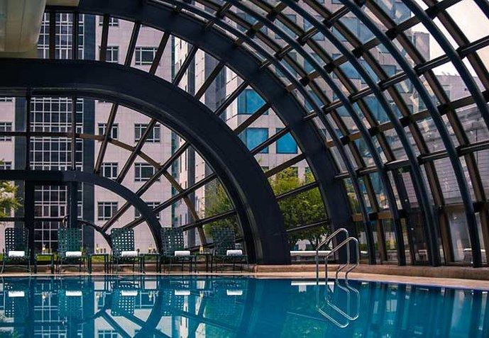 Renaissance Seoul Hotel Fitnessclub
