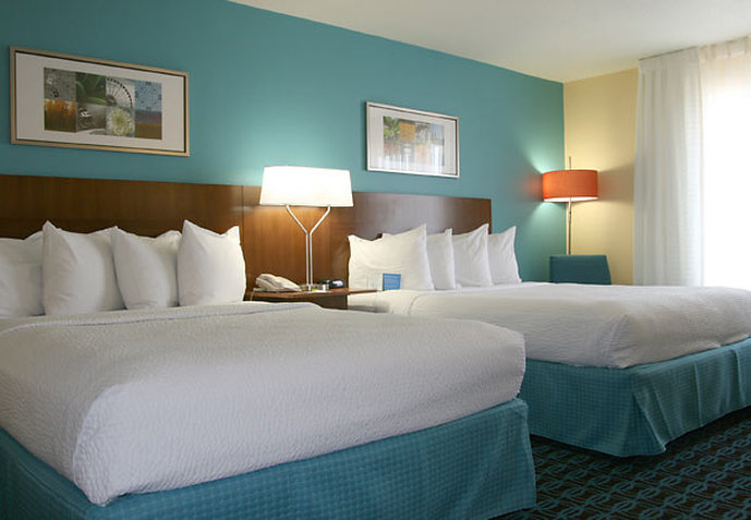 Fairfield Inn & Suites Salt Lake City South - Salt Lake City, UT