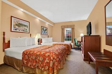 Baymont Inn And Suites Lafayette Airport Zimmeransicht