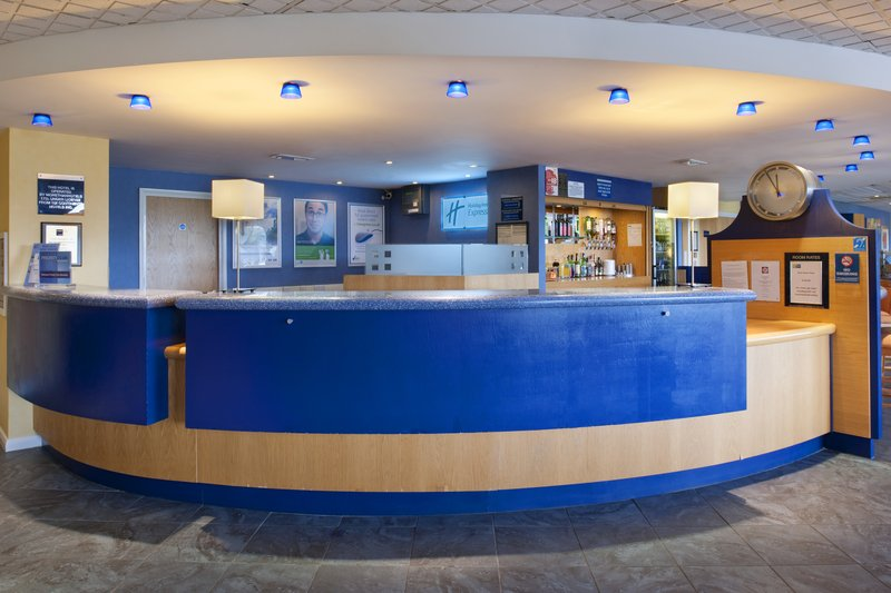 Holiday Inn Express Bradford City Centre Restauration