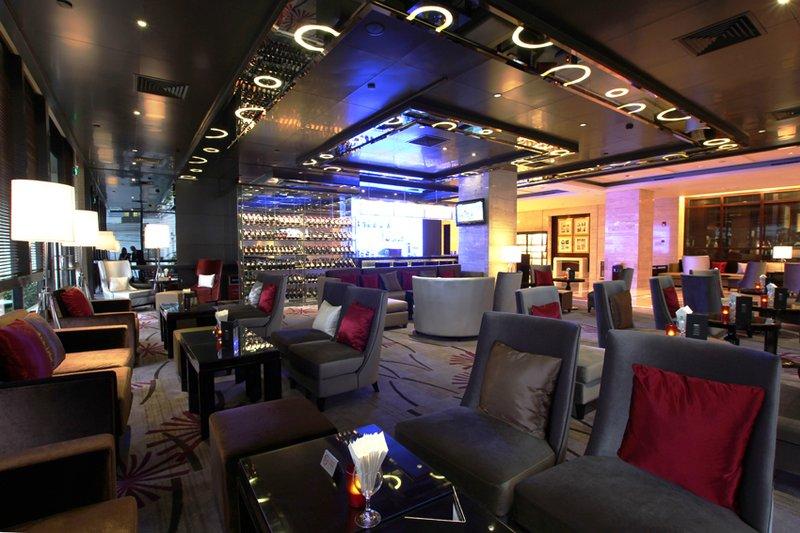 Holiday Inn Shifu Guangzhou Bar/Lounge