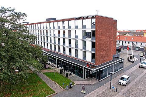Britannia Hotel - Exterior