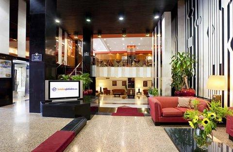 Republica Wellness & Spa Hotel - Lobby