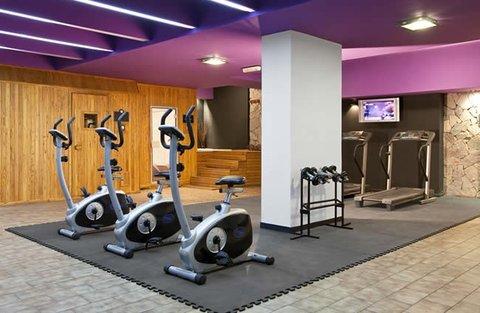 Republica Wellness & Spa Hotel - Gym