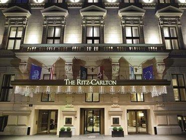 The Ritz-Carlton, Vienna Außenansicht