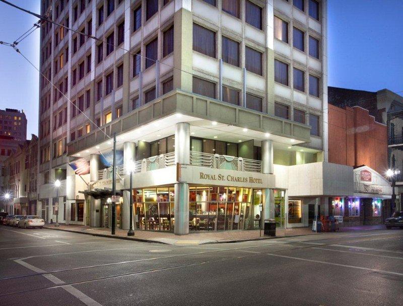 Royal St. Charles Hotel - New Orleans, LA