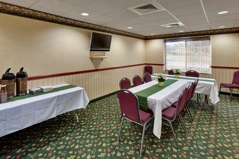 Country Inn & Suites By Carlson, Clinton I-75, TN - CountryInn Suites Clinton  MeetingRoom