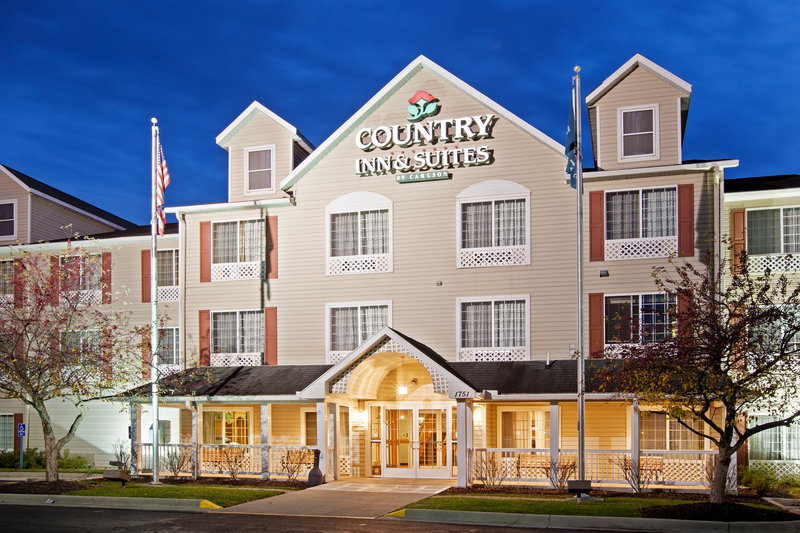 COUNTRY INN SUITES SPRINGFIELD