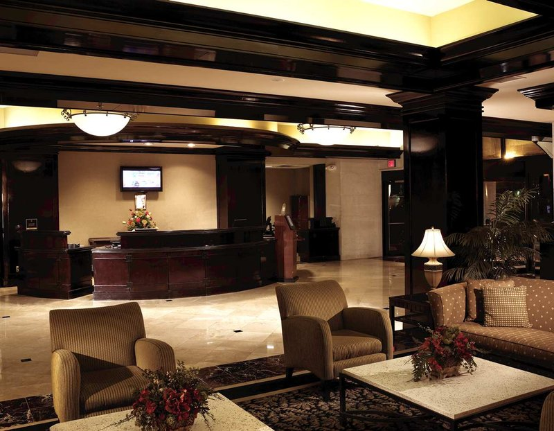 Embassy Suites Orlando - Downtown Lobby