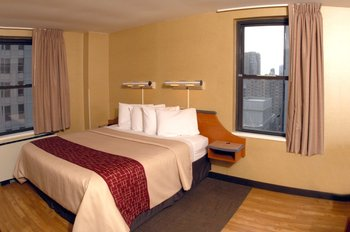 Red Roof Inn Chicago - Magnificent Mile - Room