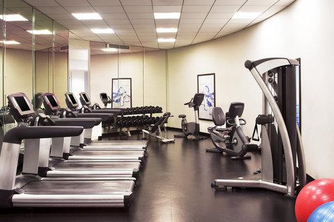 劳德代尔堡威斯汀酒店 - Fitness Center