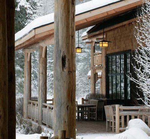 Freestone Inn & Cabins - Mazama, WA