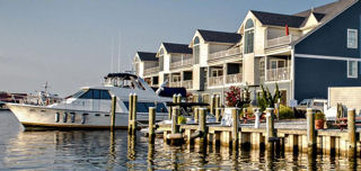 St Michaels Harbour Inn, Marina & Spa