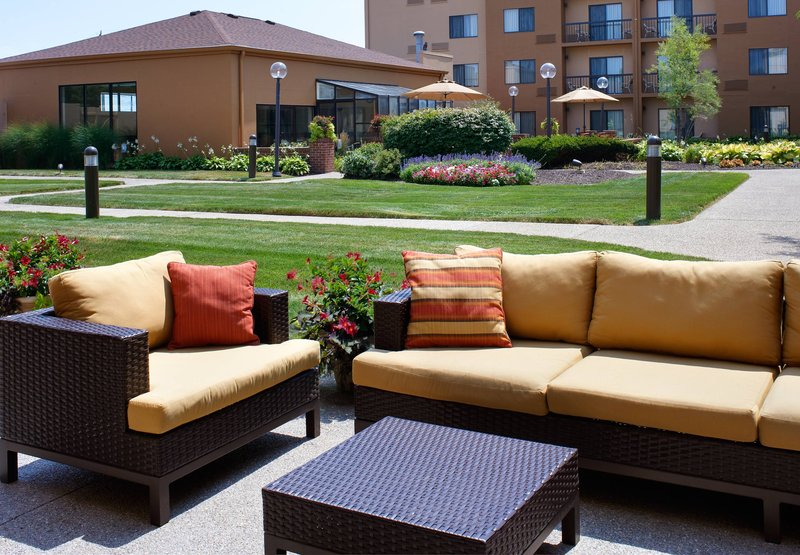 Courtyard by Marriott Indianapolis Airport Overige