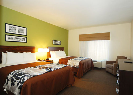 Sleep Inn & Suites - Midland, TX