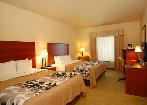 Sleep Inn & Suites - Midland, TX
