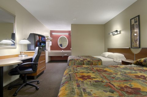 Red Roof Inn Findlay - Double