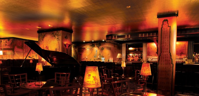 The Carlyle, A Rosewood Hotel Bar/Lounge