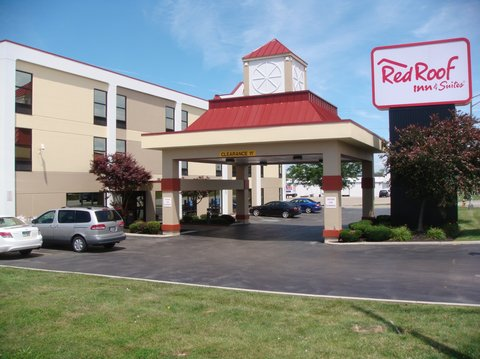 Red Roof Inn and Suites Columbus W Broad - Inn Exterior