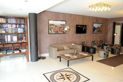 BEST WESTERN Zimmerhotel - Lobby