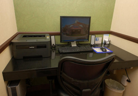 Fairfield Inn & Suites Dallas North by the Galleria - Business Center