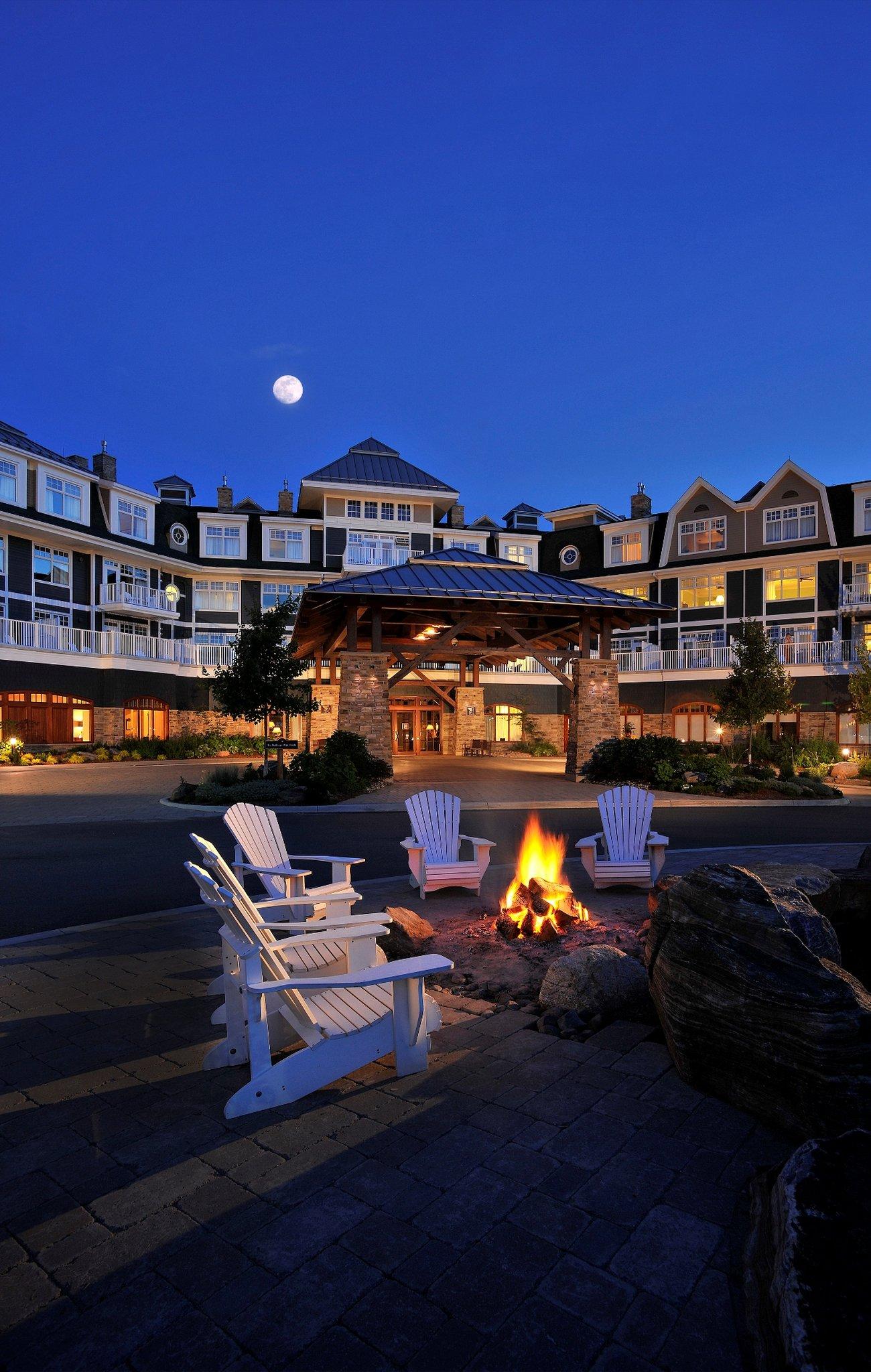 JW Marriott The Rosseau Muskoka Resort