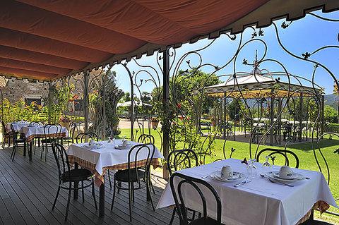 Salles Hotel Mas Tapiolas - Restaurant