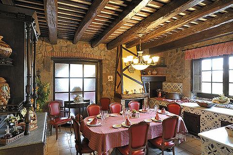Salles Hotel Mas Tapiolas - Interior