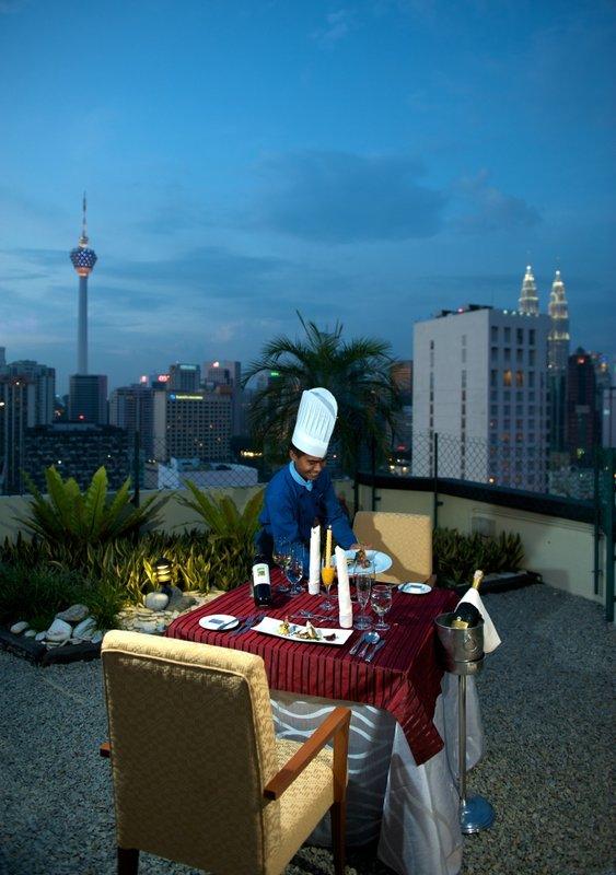 Melia Kuala Lumpur Restaurang
