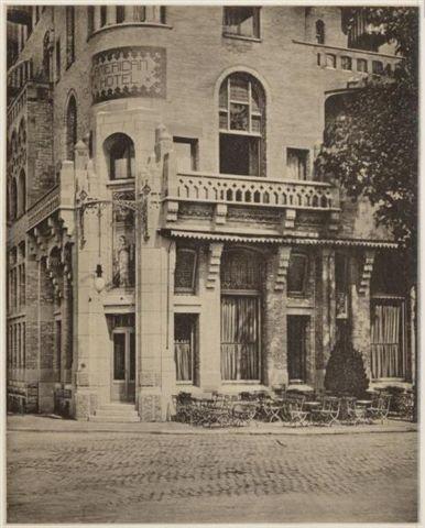 Amsterdam American Hotel - Hampshire Eden - Historic Amsterdam American Hotel