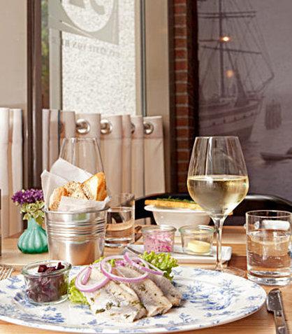 فندق ماريوت هامبورغ - Speicher 52   Salad