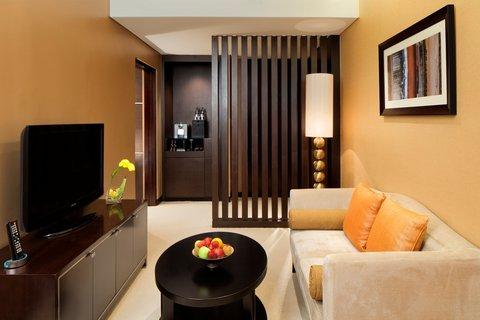 فندق العنوان مرسى دبى - Grand Room Sitting Area