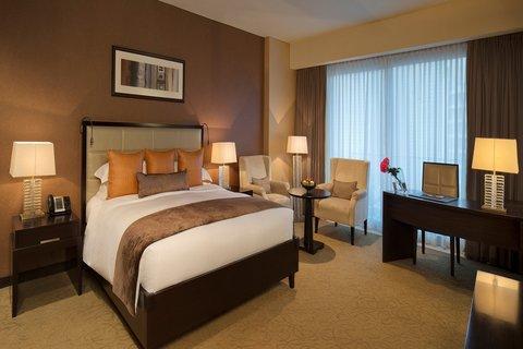 فندق العنوان مرسى دبى - Grand Room Bedroom