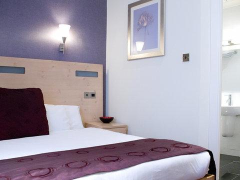 Artto Hotel - Bedroom