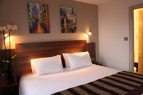 جوريز إن برمنغهام - Jurys Inn Birmingham Bedroom