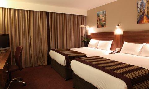 جوريز إن برمنغهام - Jurys Inn Birmingham Twin Bedroom