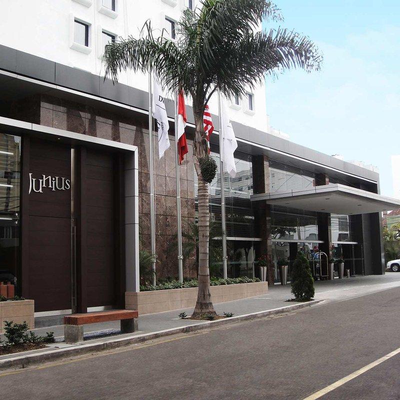 Doubletree El Pardo by Hilton Lima 外景