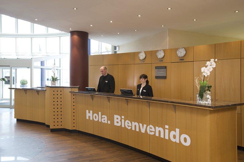 NH Dresden Lobby