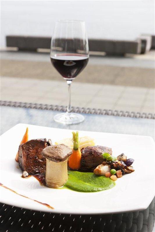 Crowne Plaza Hotel Newcastle Gastronomie