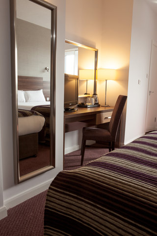 Jurys Inn Glasgow - Jurys Inn Glasgow Bedroom