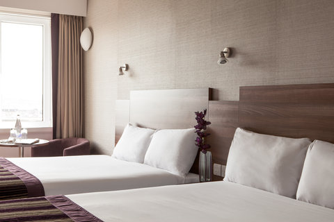 Jurys Inn Glasgow - Jurys Inn Glasgow Double Bedroom