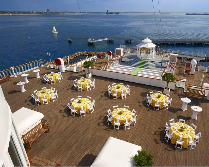 Queen Mary Hotel - Long Beach, CA