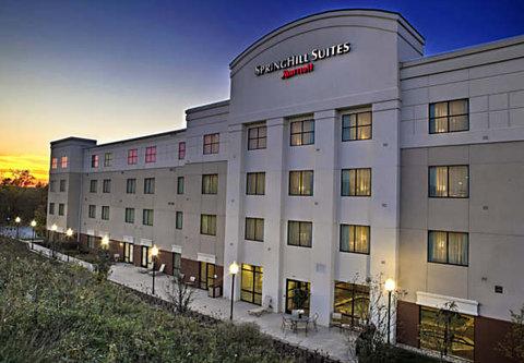 SpringHill Suites Dayton South/Miamisburg - Exterior