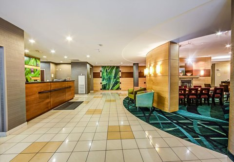SpringHill Suites Dayton South/Miamisburg - Lobby