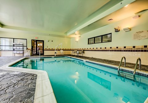 SpringHill Suites Dayton South/Miamisburg - Indoor Pool
