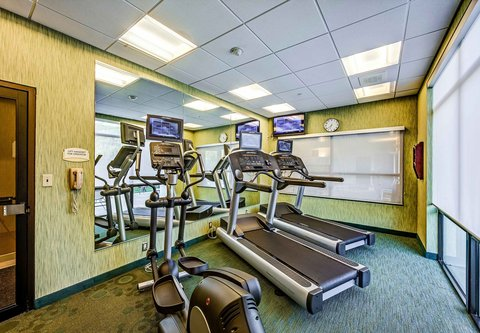 SpringHill Suites Dayton South/Miamisburg - Fitness Center