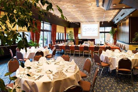 Hotel Parc Belle-Vue - Restaurant Meeting room